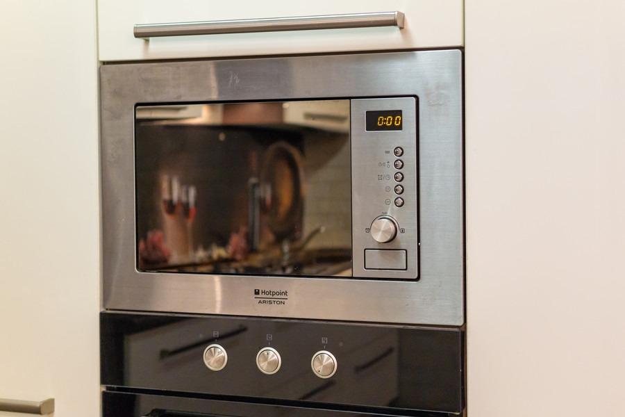 Бежевые кухни-Кухня из пластика «Модель 2»-фото6