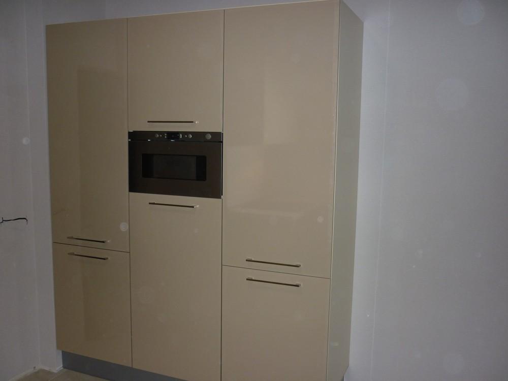Встроенная кухня-Кухня МДФ в ПВХ «Модель 260»-фото4