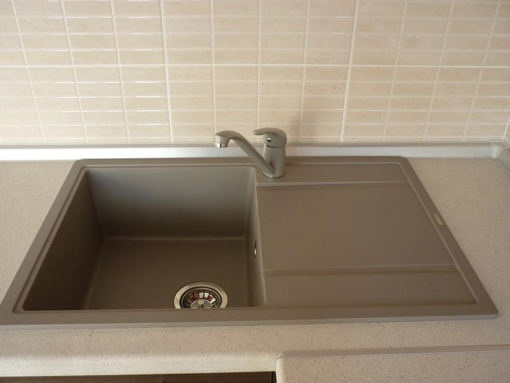 Встроенная кухня-Кухня МДФ в ПВХ «Модель 239»-фото5