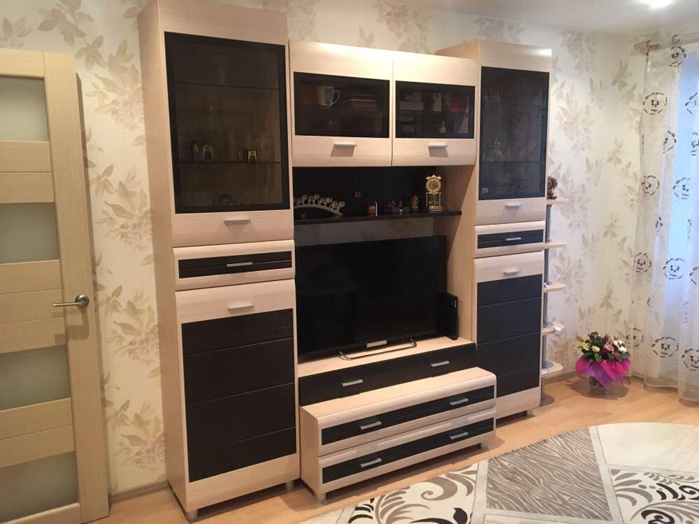 Гостиные-Шкаф-стенка «Модель 72»-фото1