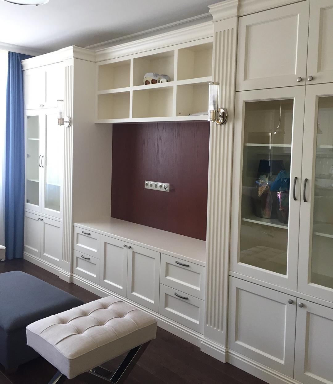 Гостиные-Шкаф для гостиной «Модель 30»-фото1