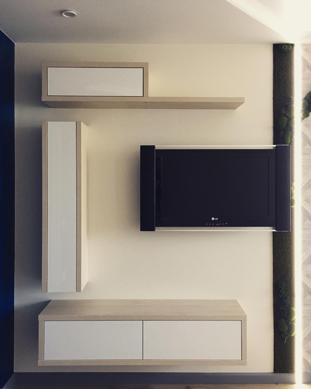Гостиные-Стенка в гостиную «Модель 112»-фото1
