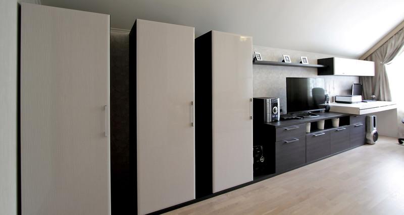 Гостиные-Стенка в гостиную «Модель 116»-фото3