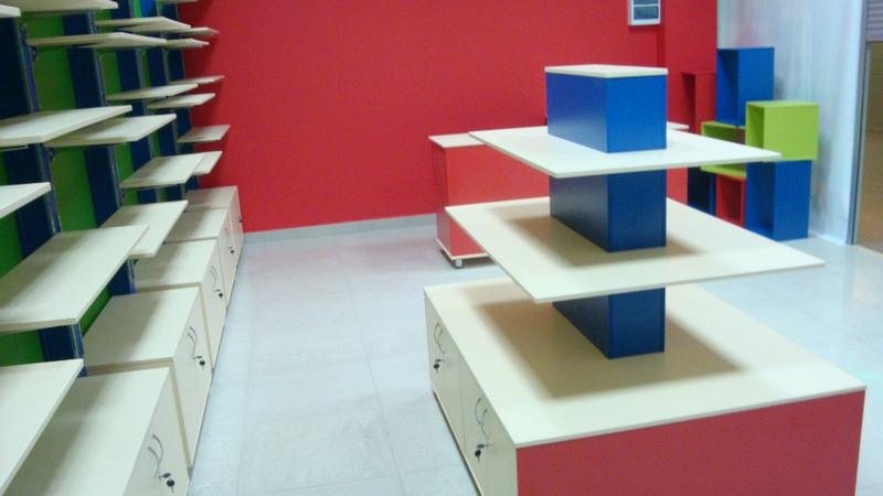 Детский магазин-Мебель для магазина «Модель 53»-фото2