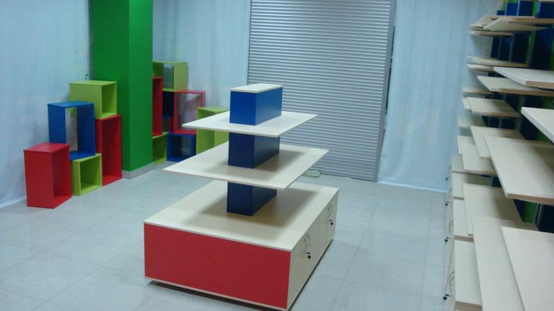 Детский магазин-Мебель для магазина «Модель 53»-фото3