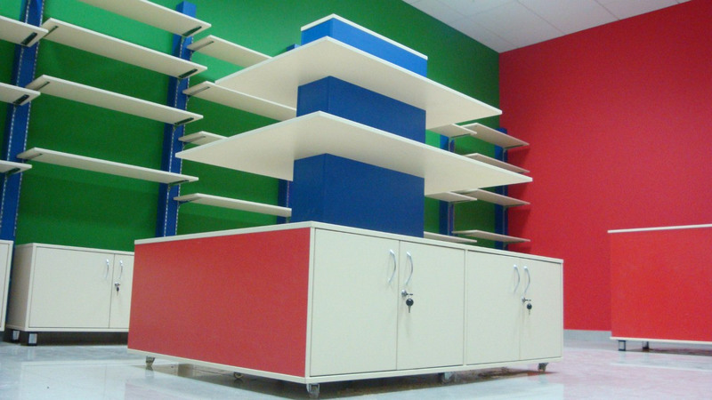 Детский магазин-Мебель для магазина «Модель 53»-фото5