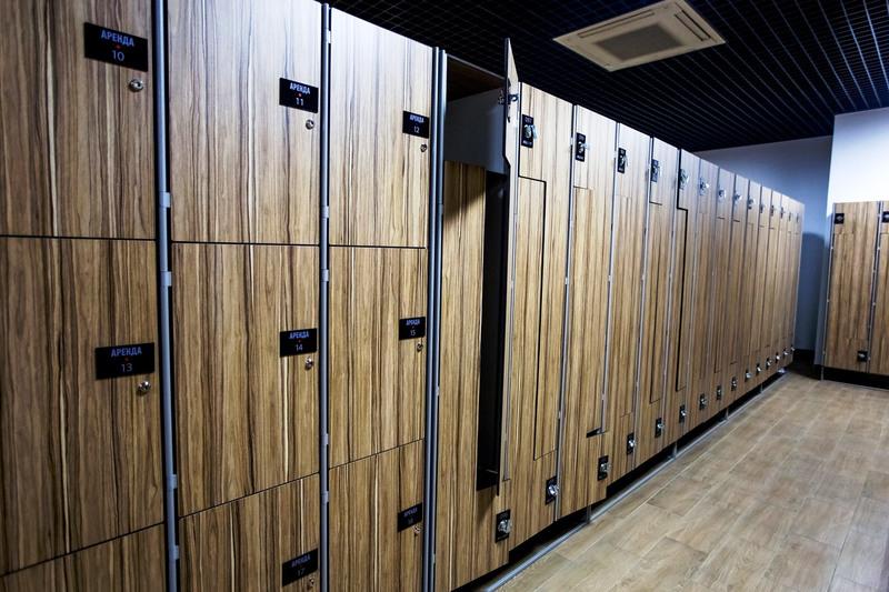 Торговая мебель-Мебель для фитнеса «Модель 166»-фото3