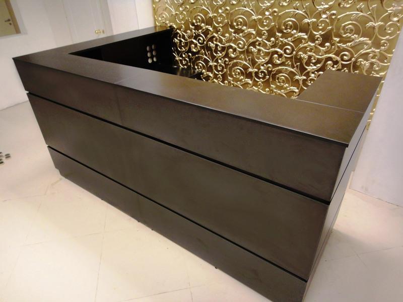 Торговая мебель-Шкафчики для раздевалки «Модель 168»-фото4