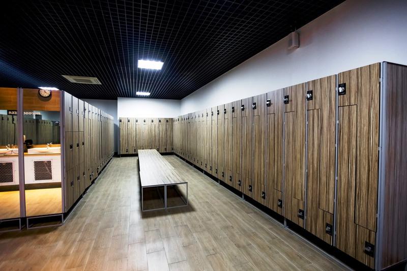Торговая мебель-Мебель для фитнеса «Модель 166»-фото6