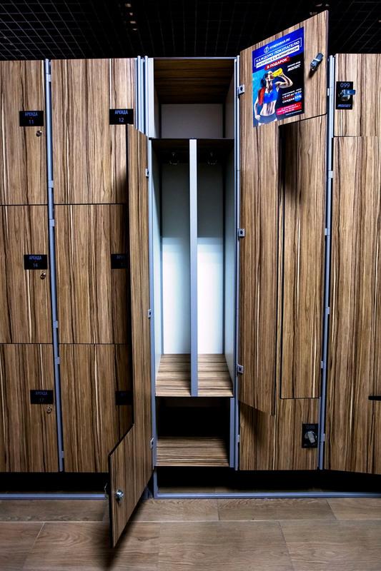 Торговая мебель-Мебель для фитнеса «Модель 166»-фото7