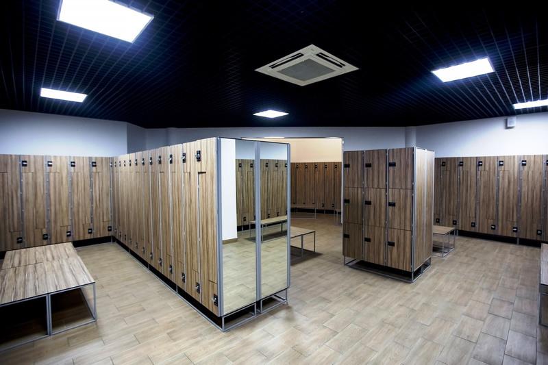 Торговая мебель-Мебель для фитнеса «Модель 166»-фото12