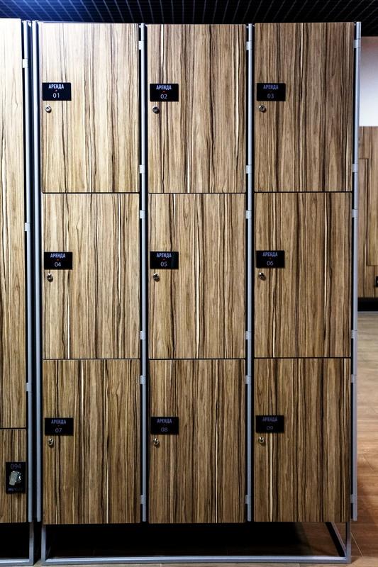 Торговая мебель-Мебель для фитнеса «Модель 166»-фото13
