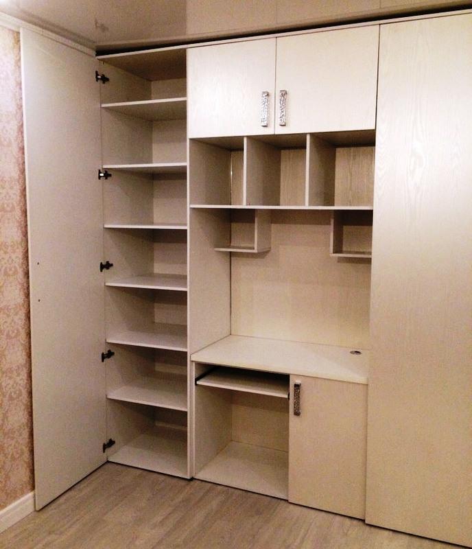 Гостиные-Шкаф в гостиную «Модель 24»-фото3