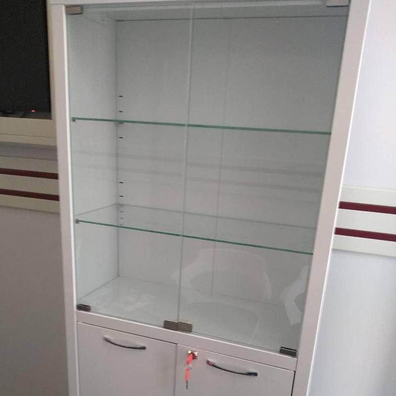 Торговая мебель-Мебель для салона «Модель 150»-фото1