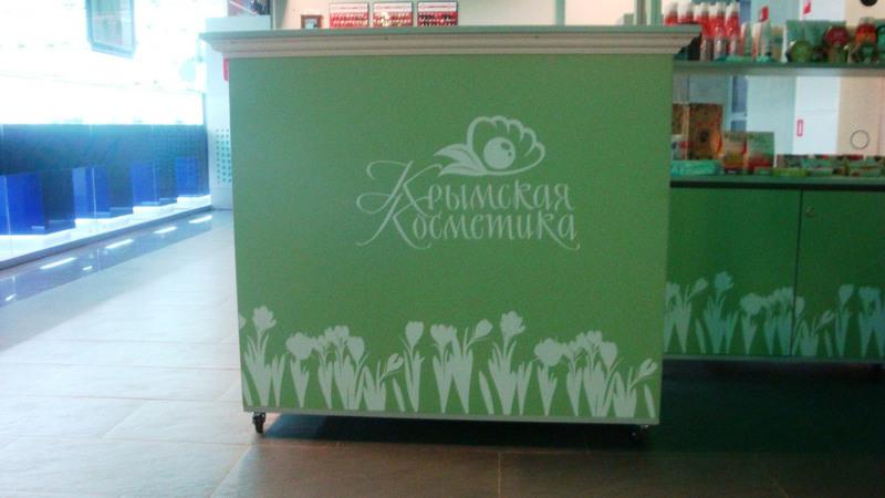 Торговая мебель-Мебель для магазина «Модель 174»-фото1