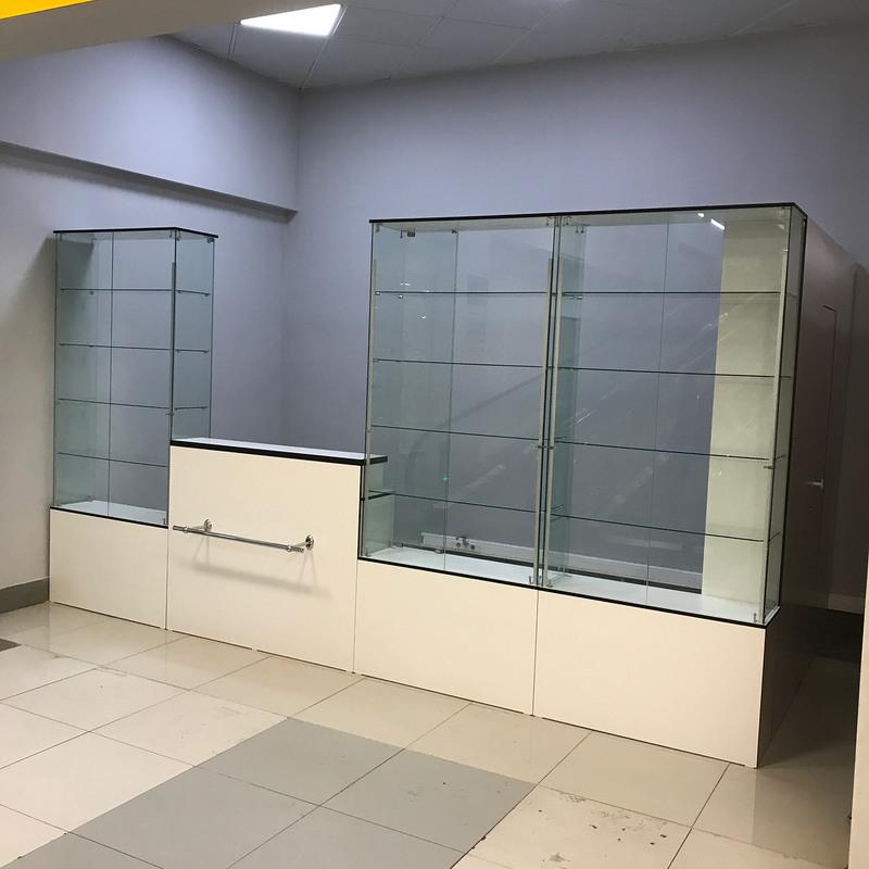 Торговая мебель-Мебель для магазина «Модель 179»-фото1
