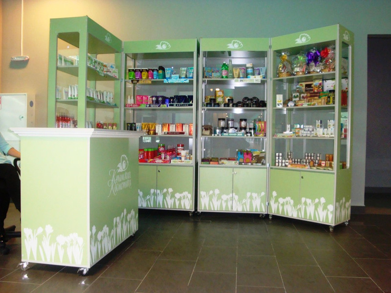 Торговая мебель-Мебель для магазина «Модель 174»-фото3