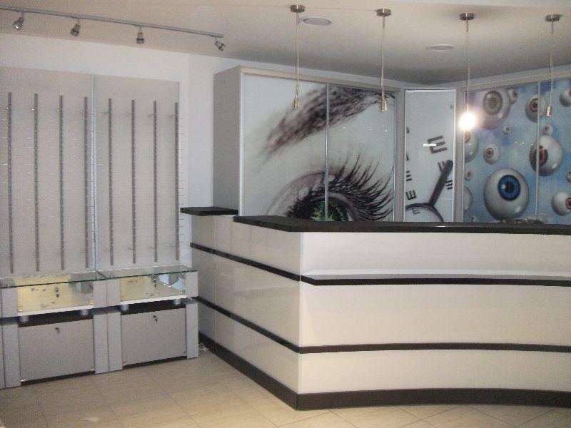 Оптика-Мебель для оптики «Модель 213»-фото2