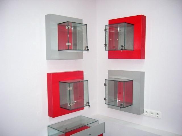 Торговая мебель-Мебель для оптики «Модель 196»-фото2