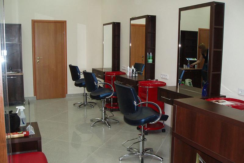 Торговая мебель-Мебель для салона «Модель 114»-фото1