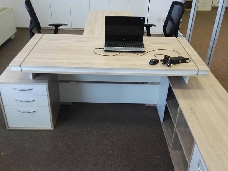 Офисная мебель-Офисная мебель «Модель 10»-фото3