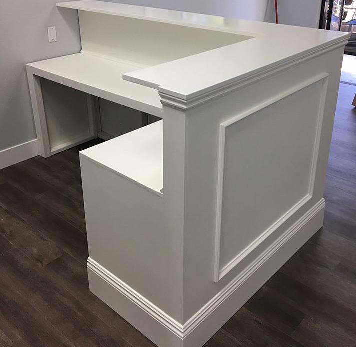 Офисная мебель-Офисная мебель «Модель 127»-фото3