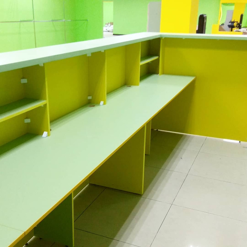 Офисная мебель-Офисная мебель «Модель 128»-фото4