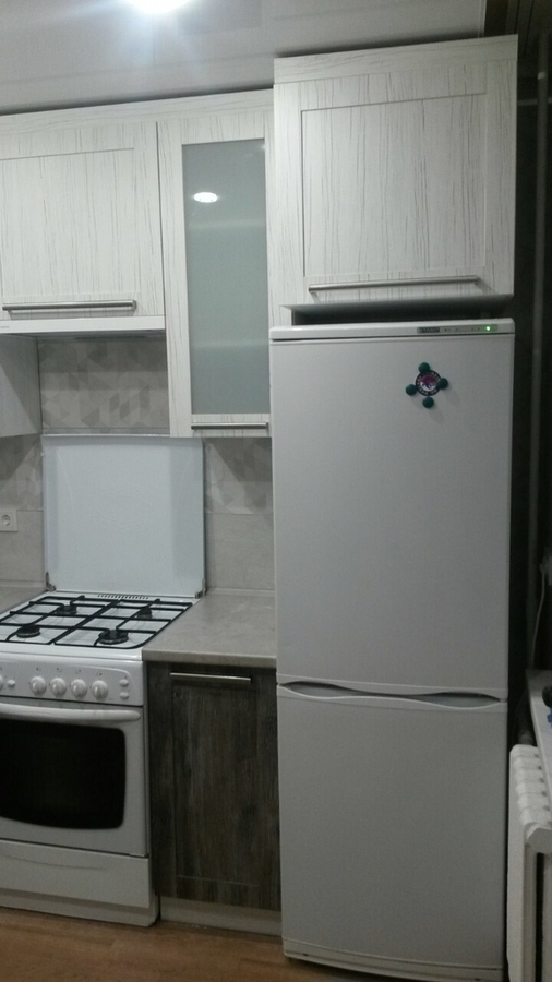 Белый кухонный гарнитур-Кухня из ЛДСП «Модель 358»-фото3