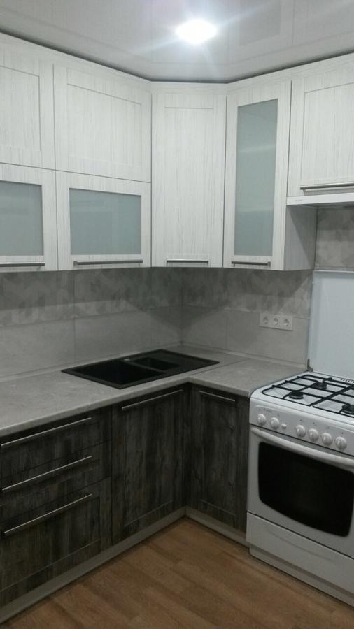Белый кухонный гарнитур-Кухня из ЛДСП «Модель 358»-фото2