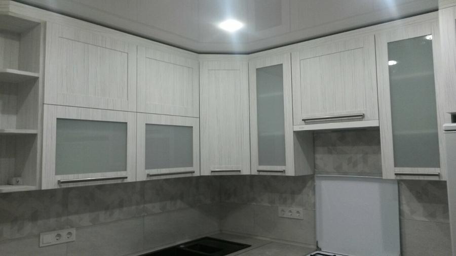 Белый кухонный гарнитур-Кухня из ЛДСП «Модель 358»-фото4