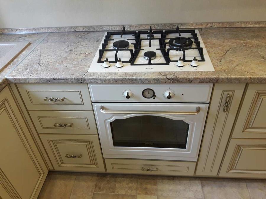 Белый кухонный гарнитур-Кухня «Модель 482»-фото5