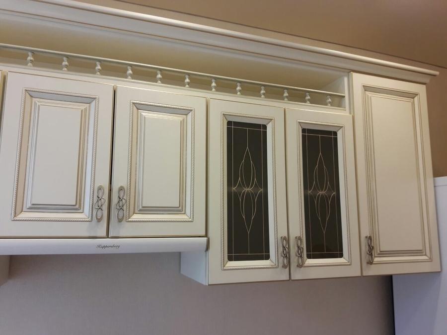 Белый кухонный гарнитур-Кухня «Модель 482»-фото7