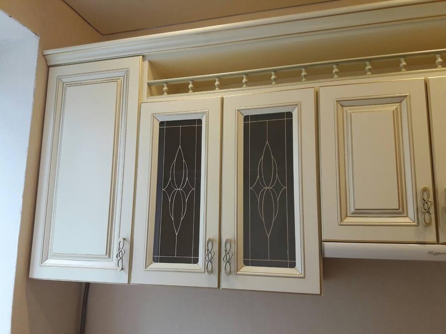 Белый кухонный гарнитур-Кухня «Модель 482»-фото8