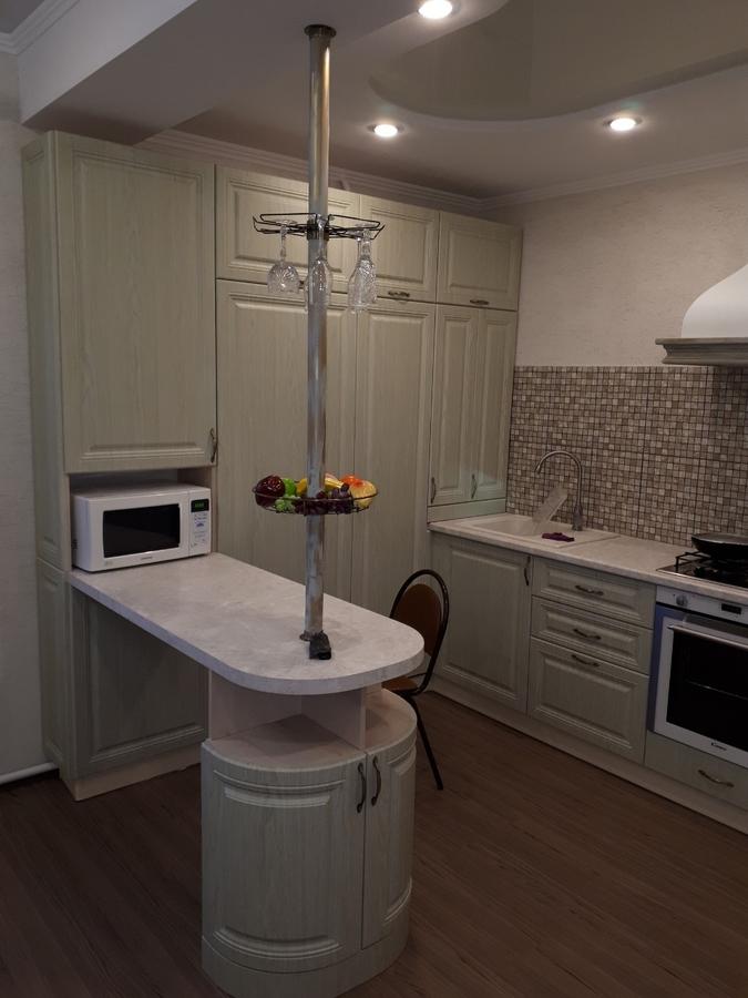 Белый кухонный гарнитур-Кухня «Модель 496»-фото2