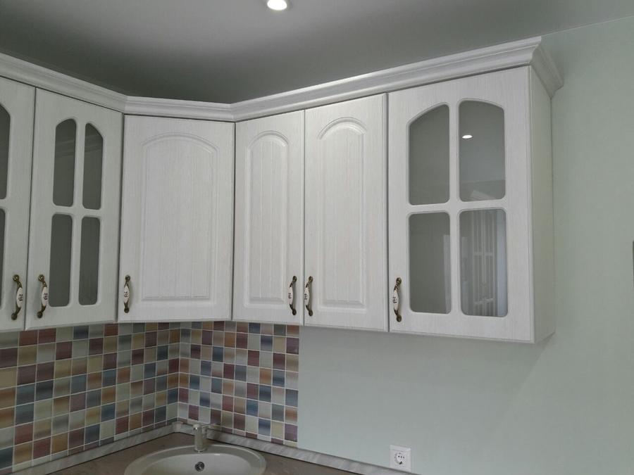 Белый кухонный гарнитур-Кухня «Модель 479»-фото7
