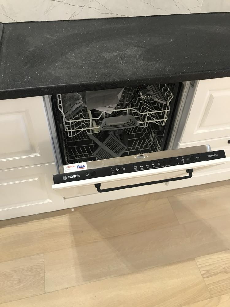Белый кухонный гарнитур-Кухня МДФ в ПВХ «Модель 553»-фото15