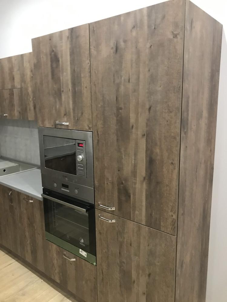 Купить кухню-Кухня из ЛДСП «Модель 552»-фото3