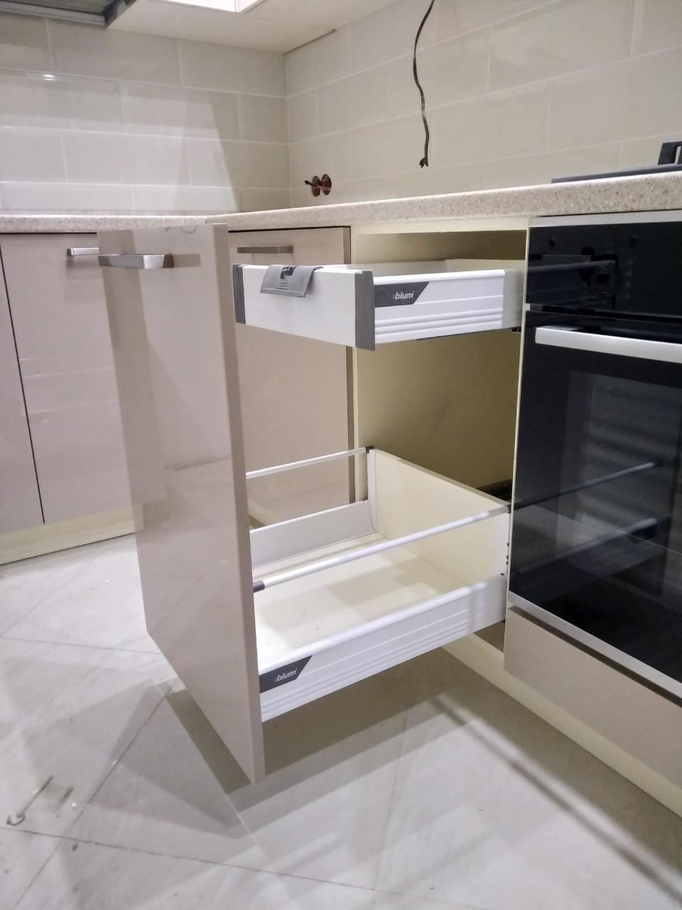 Акриловые кухни-Кухня из пластика «Модель 536»-фото8
