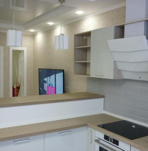 -Кухня из пластика «Модель 319»-фото28
