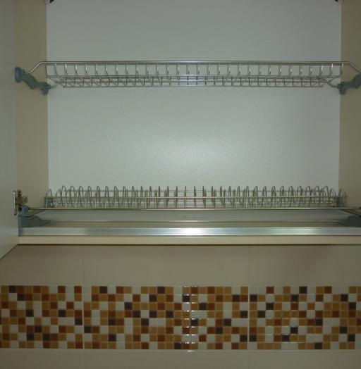 Встроенная кухня-Кухня МДФ в ПВХ «Модель 330»-фото7