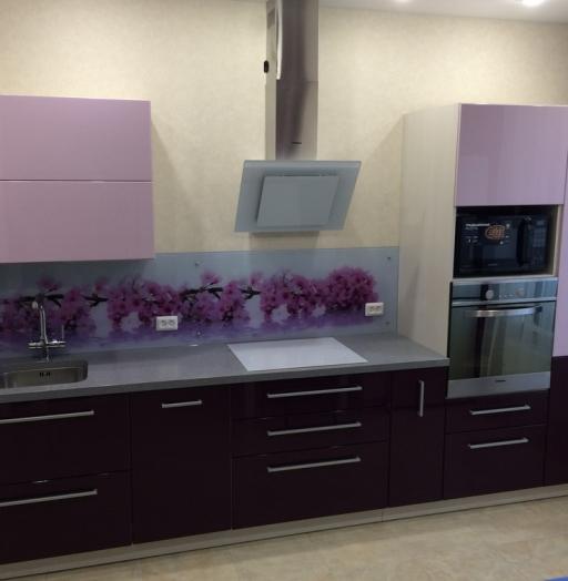 -Кухня из пластика «Модель 110»-фото17