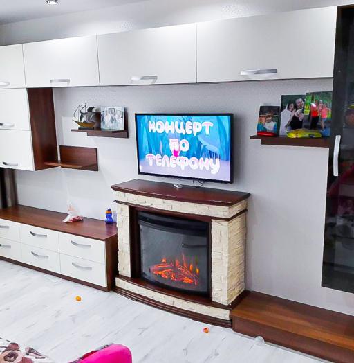 Гостиные-Стенка в гостиную «Модель 85»-фото2