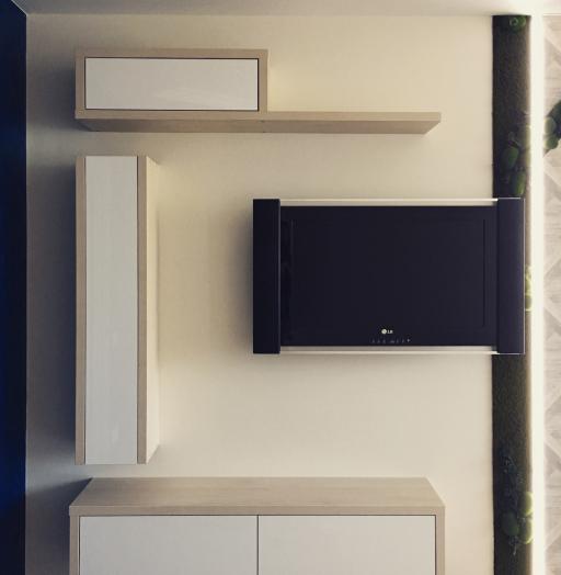 Гостиные-Стенка в гостиную «Модель 112»-фото2