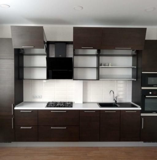-Кухня из пластика «Модель 188»-фото23
