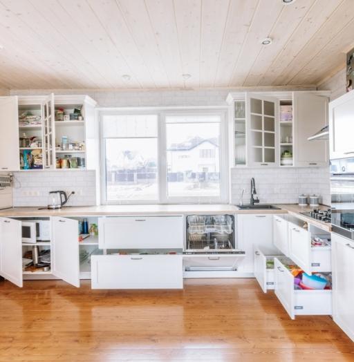 -Кухня МДФ в эмали «Модель 402»-фото14