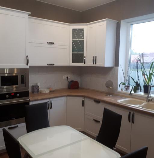 Белый кухонный гарнитур-Кухня «Модель 497»-фото5