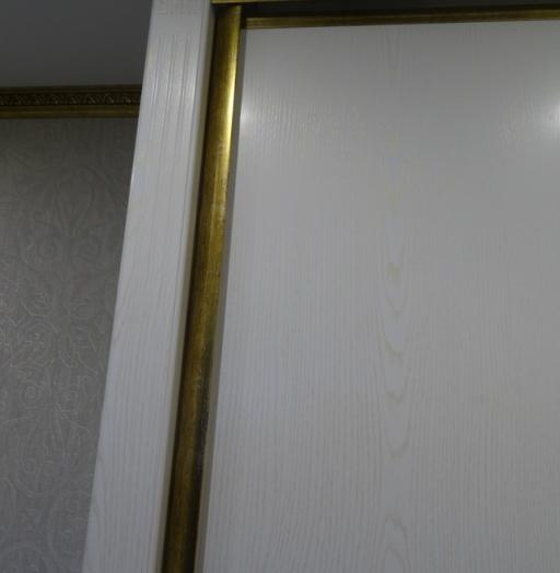 Белые шкафы-купе-Шкаф-купе с фотопечатью «Модель 454»-фото3