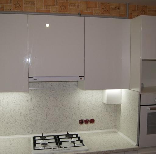 -Кухня МДФ в эмали «Модель 286»-фото21