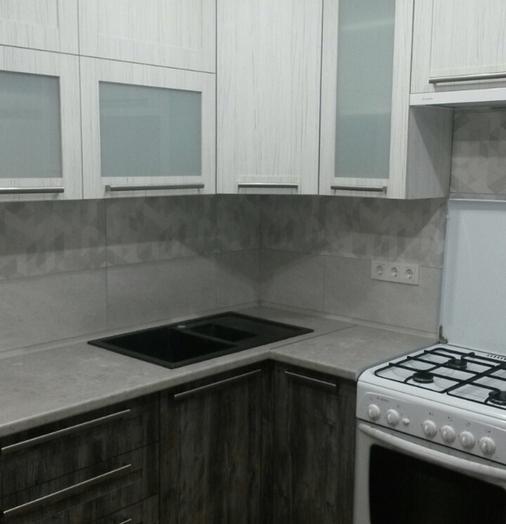 Белый кухонный гарнитур-Кухня из ЛДСП «Модель 358»-фото5