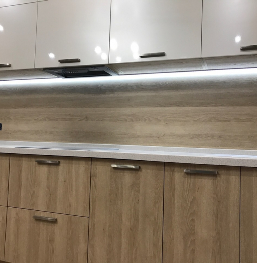 -Кухня МДФ в ПВХ «Модель 67»-фото19